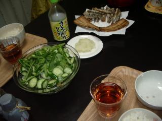 1124夕飯