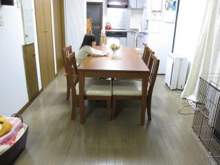 NEWダイニングテーブル