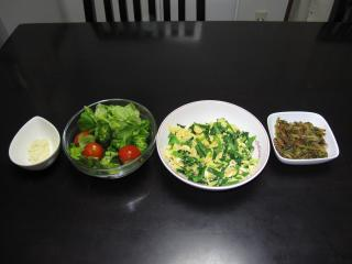 1214夕飯
