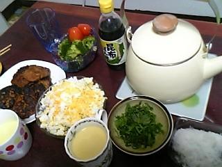1211夕飯