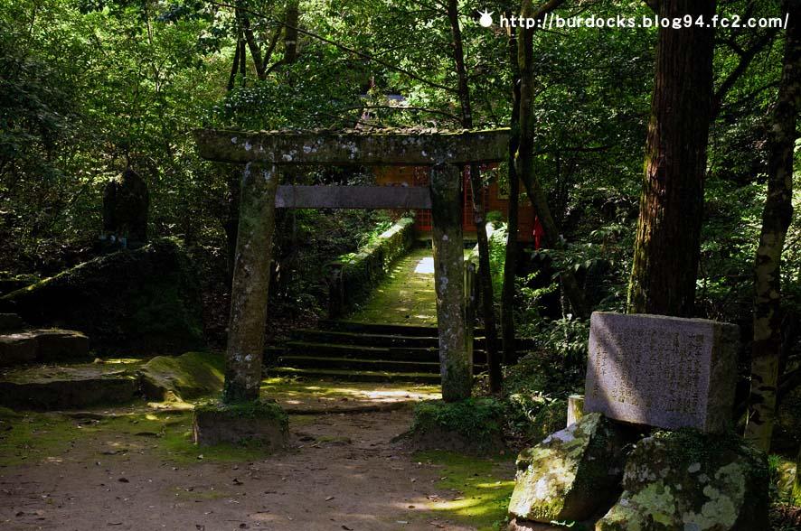 稲荷神社山門