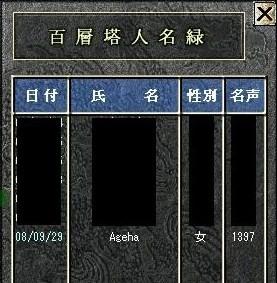 百層塔人名録 (2)