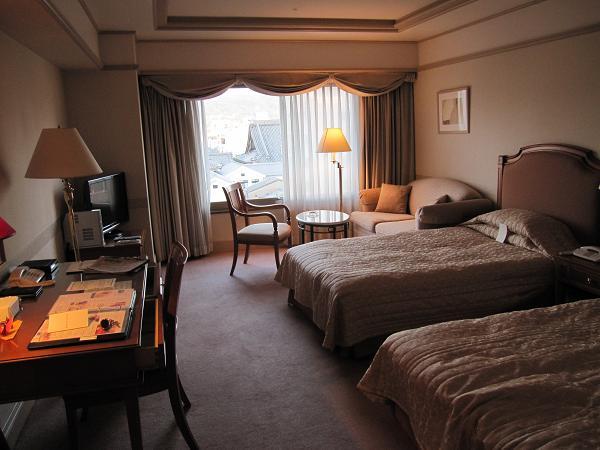 ホテル日航プリンセス 京都