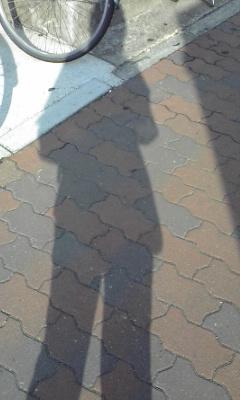 影なんだ!