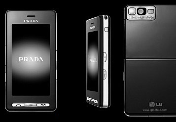 PRADA携帯
