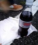 コーラ+岩塩