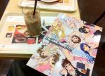 喫茶店で一休み