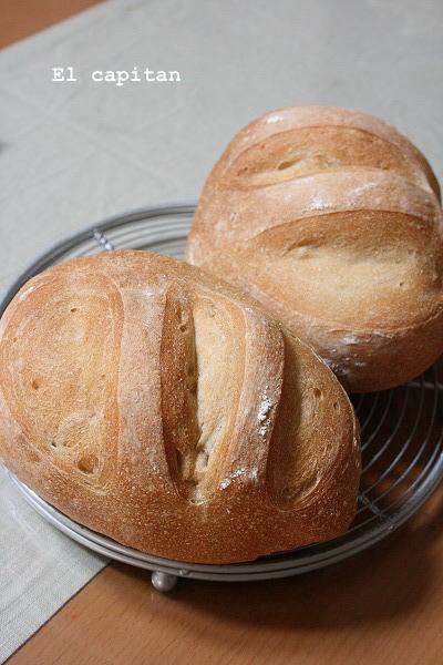 林檎酵母パン