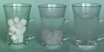 砂糖56gの水溶液