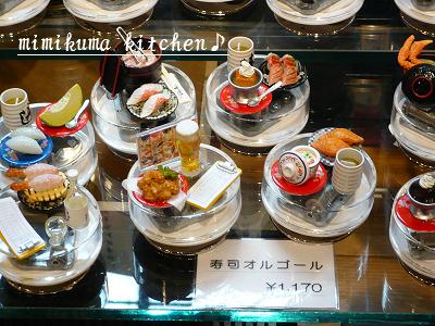 寿司オルゴール