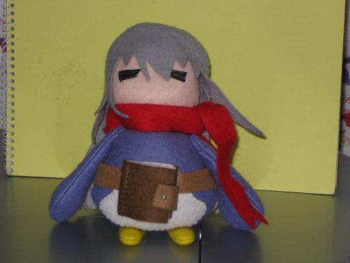 あいんちゅ人形