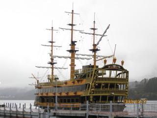 海賊船 ビクトリー号?
