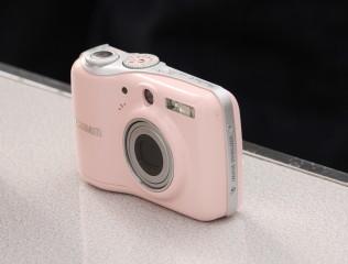 Canon PowerShot E1 パパに買ってもらったカメラ