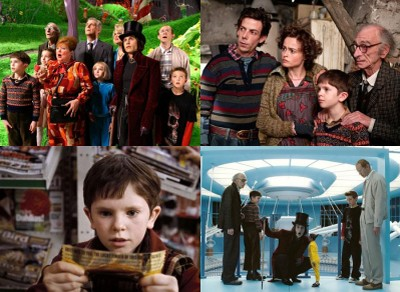 CHARLIE AND THE CHOCOLATE FACTORY 01
