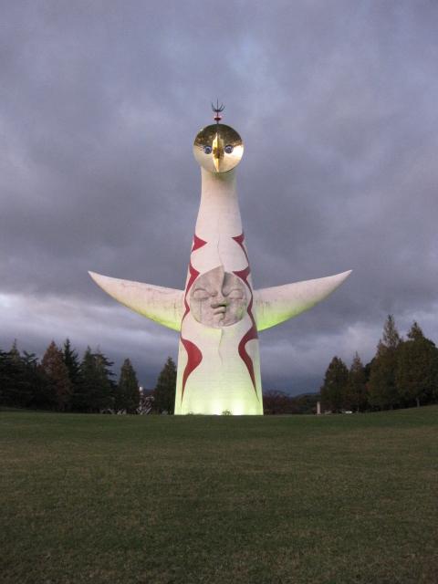 太陽の塔 004
