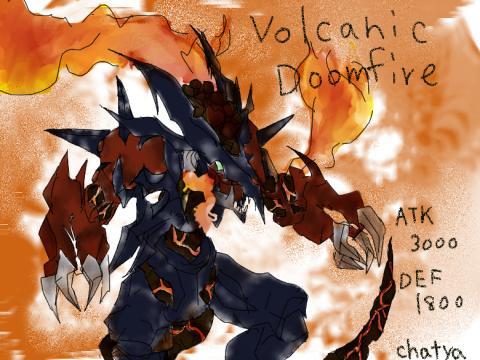 Volcanic Doomfire