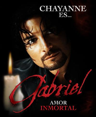 Gabriel公式写真