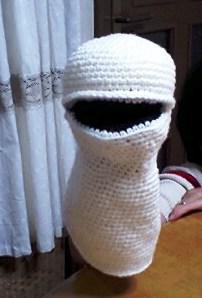 マーチン 編みぐるみ