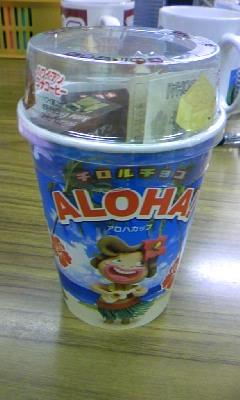 チロルアロハカップ