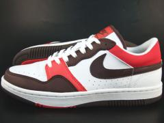 NIKE COURT FORCE LOW BASIC SOLD OUT MODEL