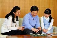 皇太子殿下御家族20120223
