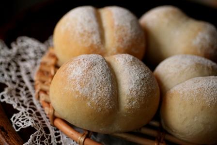 0913 ハイジの白パン