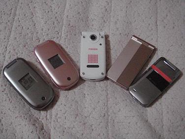 ちびうさの携帯