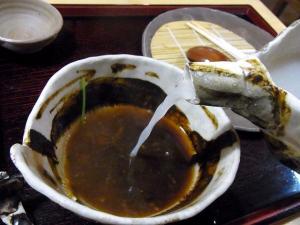 12-2-15 蕎麦湯そそぎ