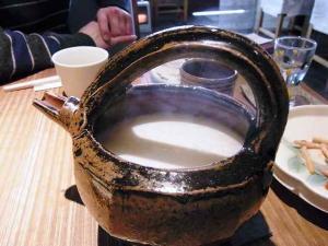 12-3-13 蕎麦湯