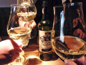 12-3-14 ワイン乾杯
