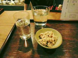 12-3-22 酒とおから