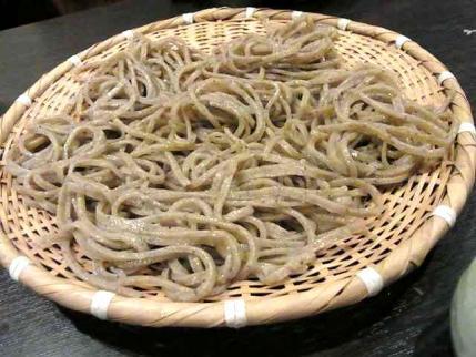 12-3-24夜 蕎麦玄びき