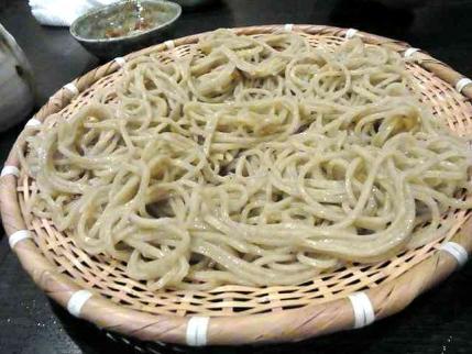12-3-24夜 蕎麦丸ぬきあらびき