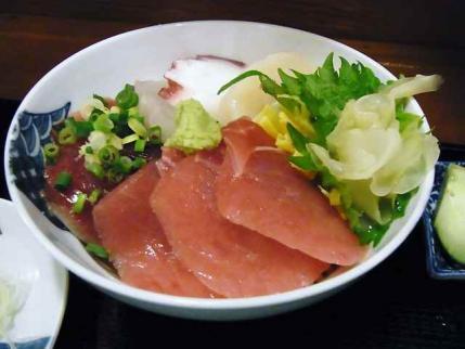 12-3-7 海鮮丼