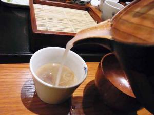 12-3-31-3 蕎麦湯