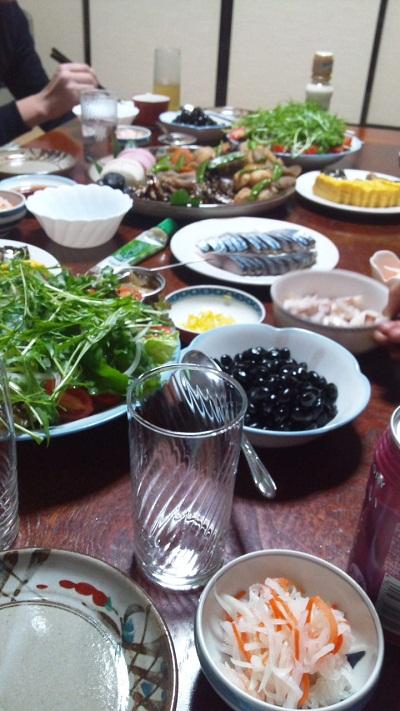 20120102 dinner
