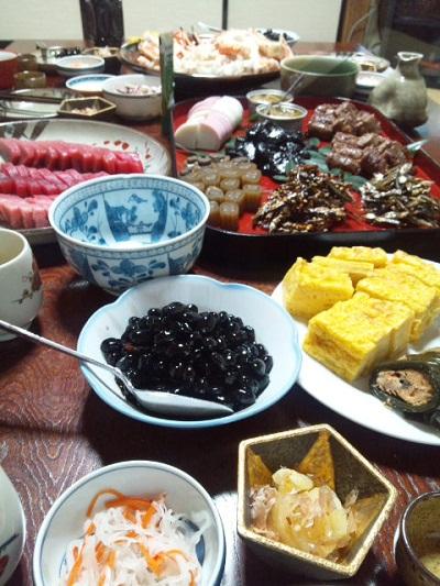 20120101 dinner