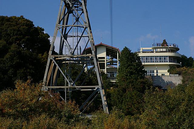 ロープウェイ山上駅