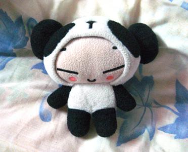 偶家小熊猫