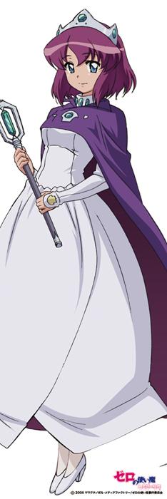 「ゼロの使い魔~三美姫の輪舞」アンリエッタ【表】700