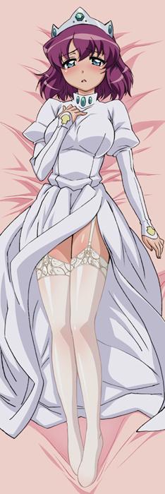 「ゼロの使い魔~三美姫の輪舞」アンリエッタ【裏】700