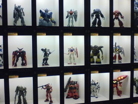 怒涛のMG全品展示