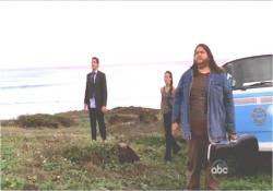 島に戻って、ソーヤと再会しているジャックたち
