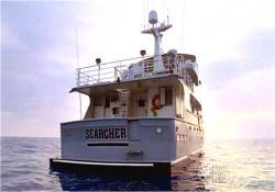 帰還中のペニーズ・ボート