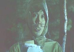 わたくし、怪奇現象研究所のビビビのネズミ男と申します