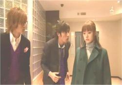 ほら、菊田さん、今回のラブシャーの相手だから