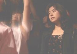 ライブ会場で萌香(桜井幸子)