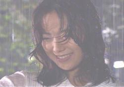 いいの。アタシは雨が似合うから。