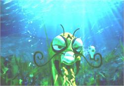 ガマ王子のイメージ映像