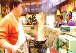 炎の料理人、大木琢郎